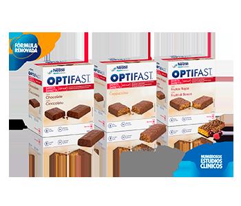 Gama Barritas Optifast®