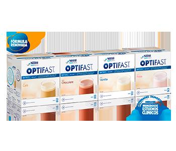 Gama Batidos Optifast®
